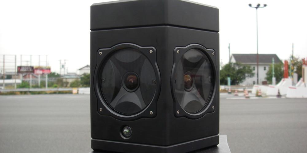 Ladybug3、2010年にVR動画撮影を開始した。フィリットはVR業界のフロントランナーです。